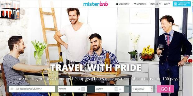 La version gay-friendly du Airbnb débarque à Bruxelles - La DH
