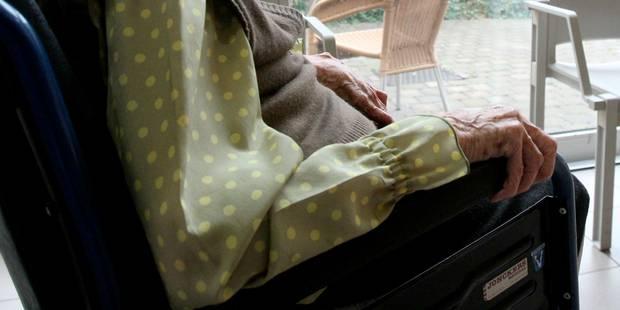 Liège: Une dame de 90 ans agressée et volée dans une maison de repos - La DH