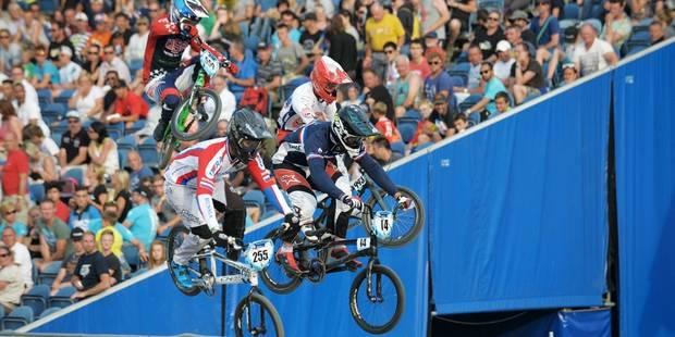 Le top mondial du BMX ce samedi à Zolder - La DH