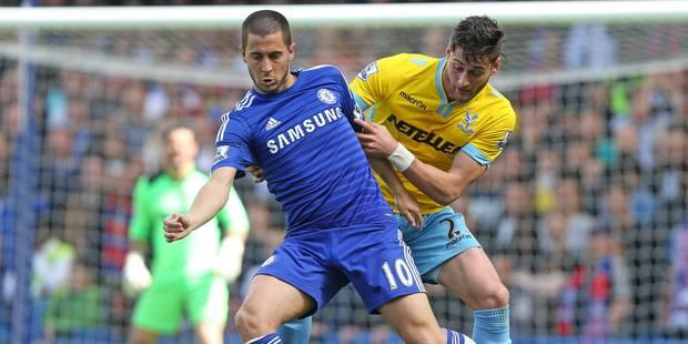 """Hazard: """"Je veux être protégé par les arbitres"""" - La DH"""