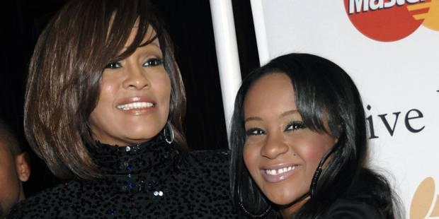 Bobbi Kristina, la fille de Whitney Houston, est décédée - La DH