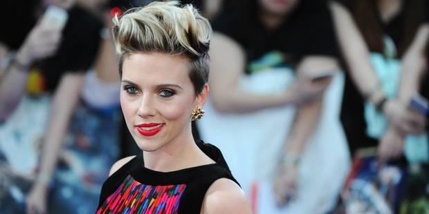 Scarlett Johansson, 30 ans, sexy en diable... ose tout! - La DH