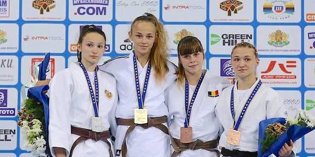 Judo: en route pour le mondial! - La DH