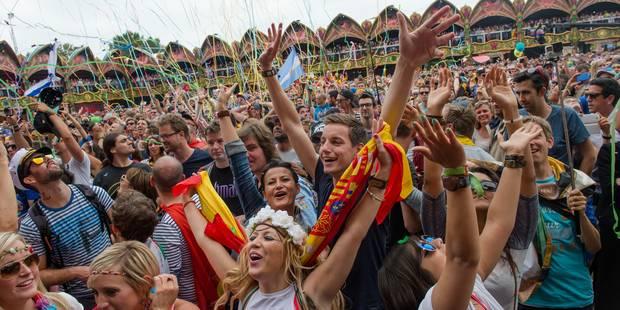 Tomorrowland: coup de filet contre un trafic de tickets - DH.be