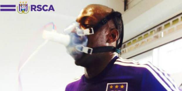 Officiel: Stefano Okaka signe à Anderlecht - La DH