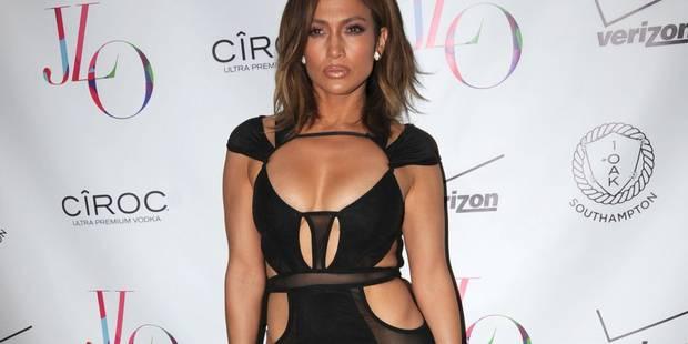 Jennifer Lopez, reine des transparences - La DH