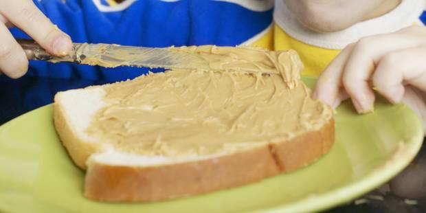Menacé avec un couteau... pour un pot de beurre de cacahuète - La DH