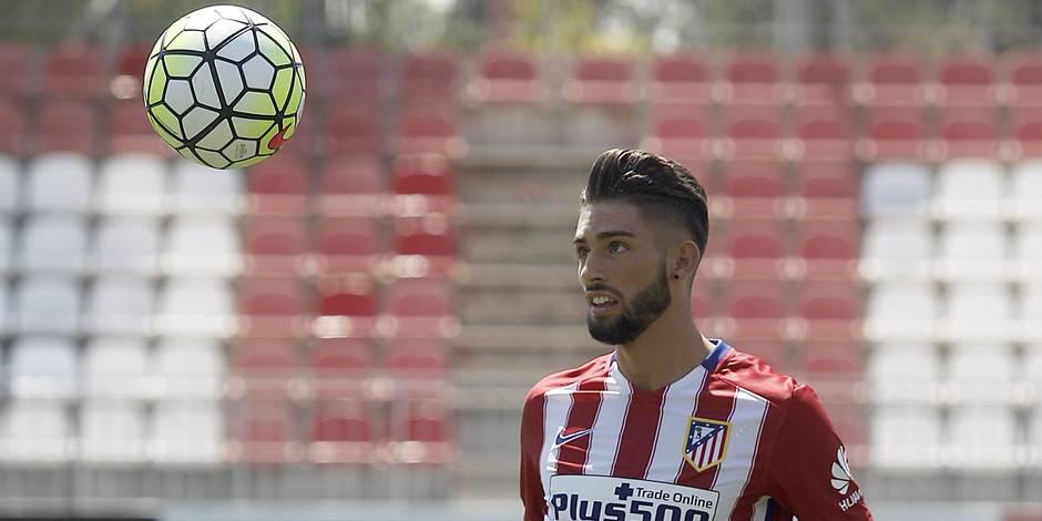 Atlético Madrid • Yannick Ferreira Carrasco 55bb846c35708aa4374cb5e0