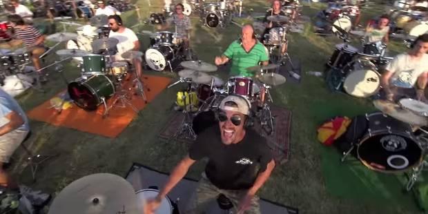 L'incroyable vidéo qui a attiré les Foo Fighters en Italie - La DH