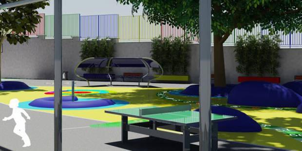 Saint-Gilles: de nouveaux espaces publics - La DH