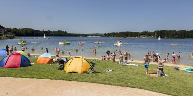 Le corps du jeune homme disparu au lac de Bütgenbach a été retrouvé - La DH