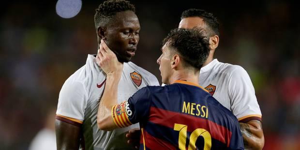 Le coup de sang de Lionel Messi, furax sur Yanga-Mbiwa (VIDEO) - La DH
