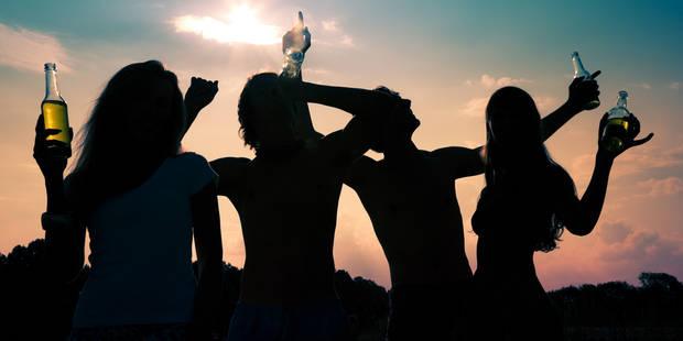 """Se marier jeune, un remède contre le """"binge drinking"""" ? - La DH"""