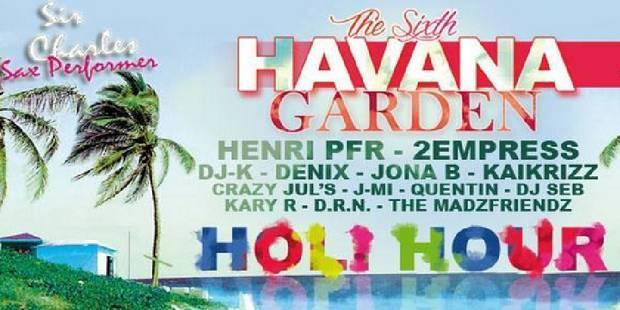 The Sixth Havana Garden: deux jours, deux styles