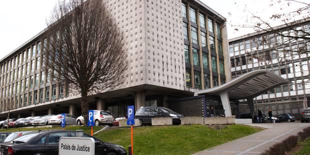 Évasion d'un suspect au palais de justice de Charleroi - La DH