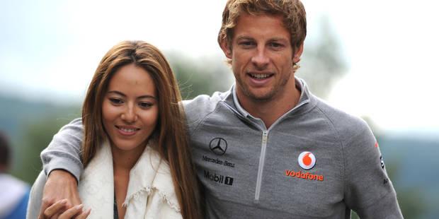 Jenson Button gazé et cambriolé - La DH