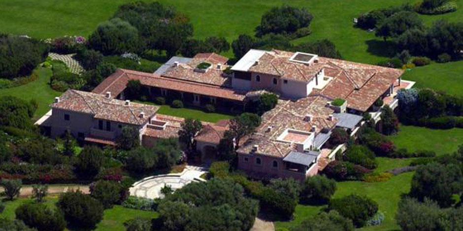 La famille royale saoudienne envisage de s'offrir la luxueuse villa de Berlusconi en Sardaigne