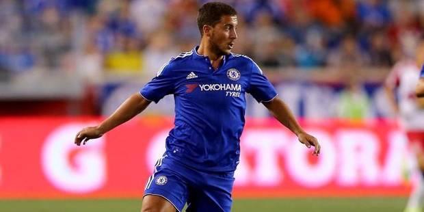 Meilleur joueur UEFA: Hazard dans les finalistes? - La DH