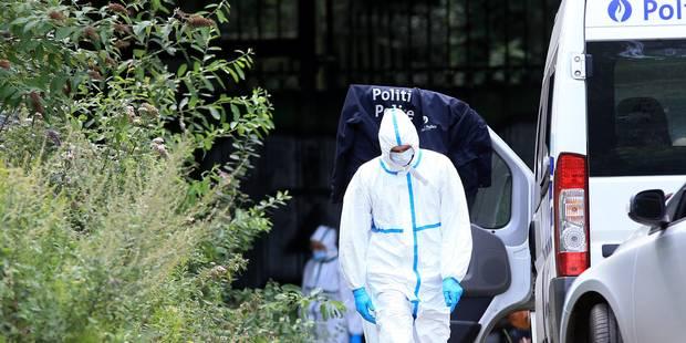 Décès suspect d'un sdf roumain à deux pas du Parc royal (PHOTOS) - La DH