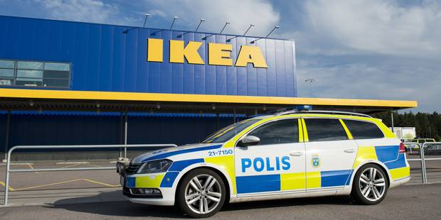 Meurtres chez Ikea en Suède : le magasin suspend la vente de couteaux - La DH