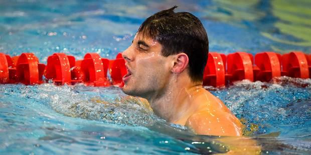 Coupe du monde de natation: Heersbrandt 4e en finale du 50m papillon - La DH