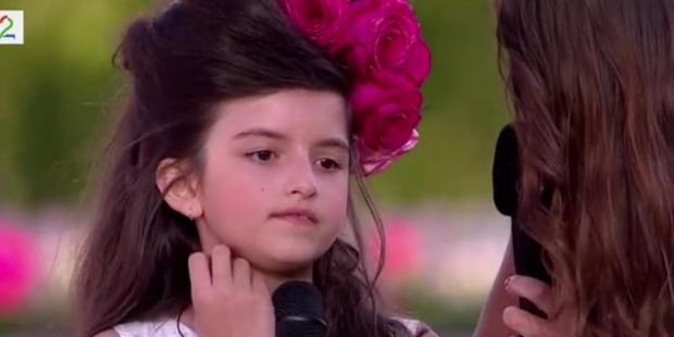 Une petite fille de huit ans n'a rien à envier à Amy Winehouse - La DH