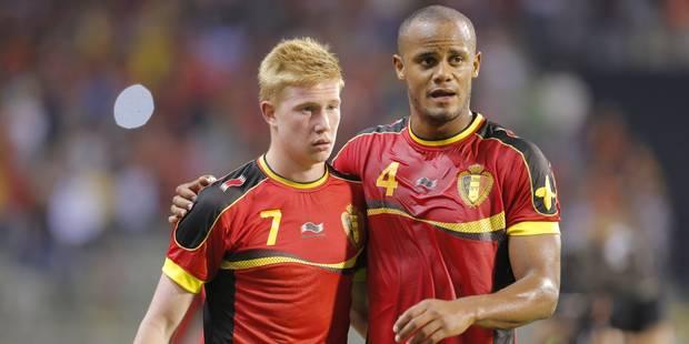 """Kompany: """"De Bruyne? Il rendrait n'importe quelle équipe meilleure"""" - La DH"""