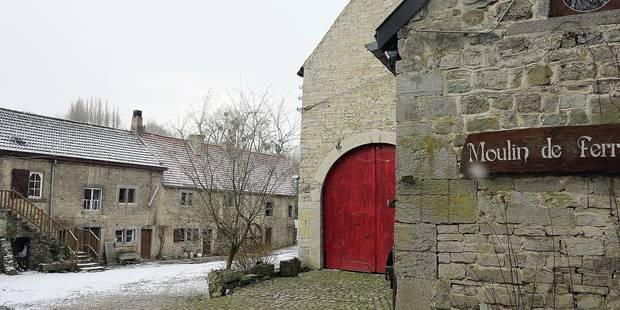 Treize projets pour le moulin de Ferrières - La DH