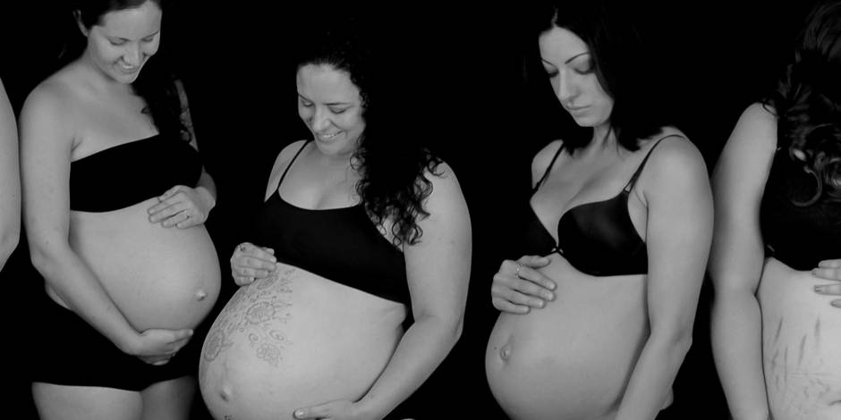 Photos : sept femmes enceintes se dévoilent et partagent leurs expériences