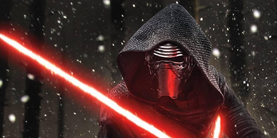 Kylo Ren, le nouveau méchant de Star Wars
