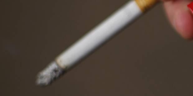 Des milliers de cigarettes de contrebande dans la camionnette à Schaerbeek - La DH