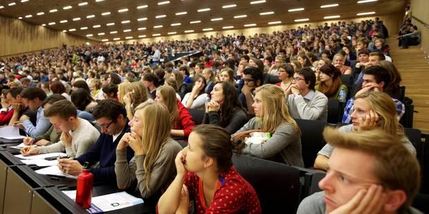 Gand première université belge, l'ULB devance l'UCL - La DH