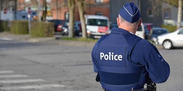 Opération Vauban à Charleroi: 76 personnes contrôlées - La DH