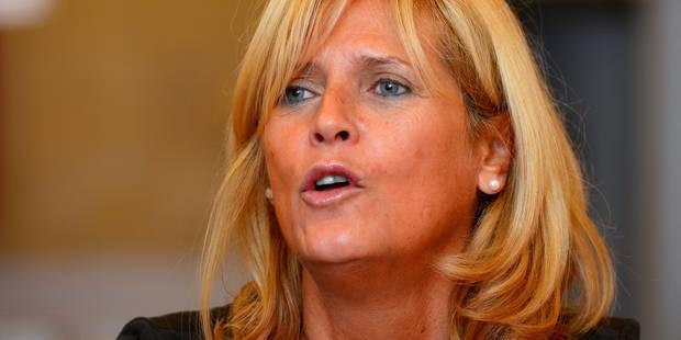 Pascale Peraita championne des mandats rémunérés à Bruxelles - La DH