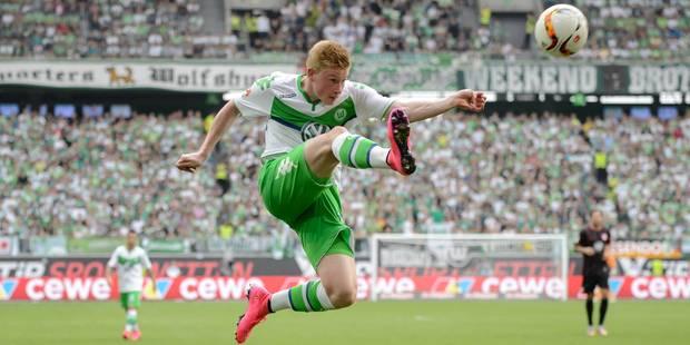 """""""14 jours difficiles"""" pour le coach de Wolfsburg en attendant la décision de De Bruyne - La DH"""