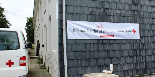 Barvaux : réouverture du centre pour candidats réfugiés - La DH
