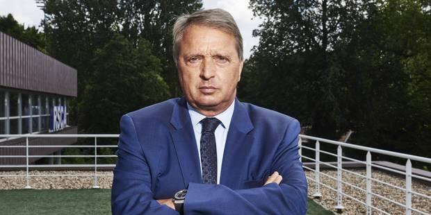 """Van Holsbeeck: """"Vanden Borre est devenu un probl�me quotidien � Anderlecht"""""""