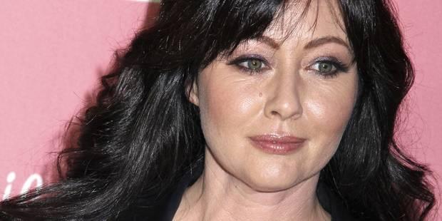 Shannen Doherty : sa bataille contre le cancer du sein - La DH
