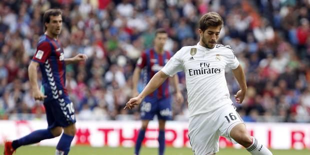 """""""Bruges veut un joueur du Real Madrid!"""" - La DH"""