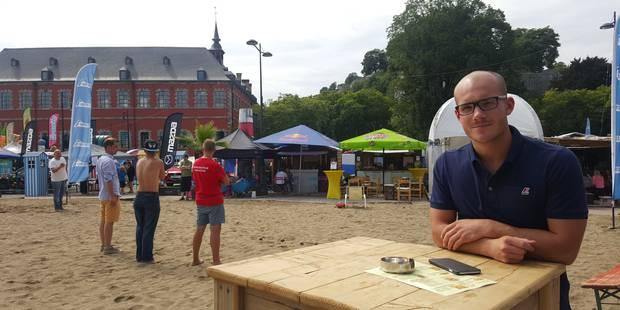 Namur les Bains se clôture en musique et sous le soleil - La DH