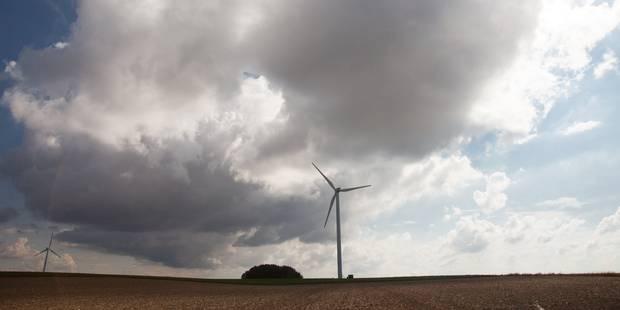 """Ouffet: le ministre dit """"non"""" aux éoliennes - La DH"""