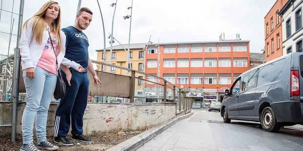 Polémique à La Louvière: les pierres bleues responsables d'accidents - La DH