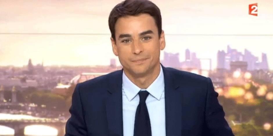 La boulette du présentateur du 20h de France 2 (VIDÉO)
