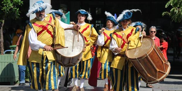 Jambes: un festival international, coloré et ensoleillé (PHOTOS) - La DH