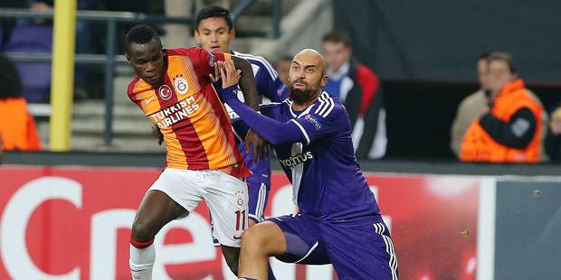 Vanden Borre cité à Galatasaray - La DH