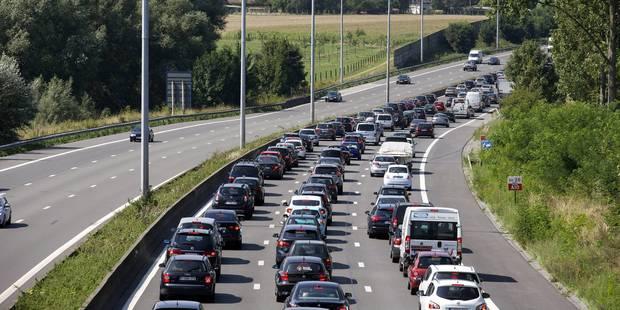La Belgique reste le pays européen le plus embouteillé - La DH