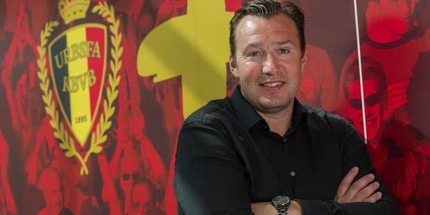 """Marc Wilmots: """"Kevin De Bruyne doit suivre son coeur..."""" - La DH"""