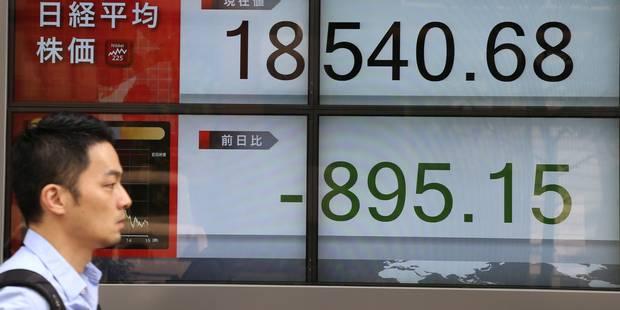 Les Bourses européennes rebondissent (+2%) malgré une nouvelle dégringolade de Shanghai - La DH
