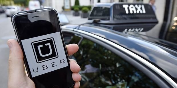 Rentrée chaude pour Uber - La DH