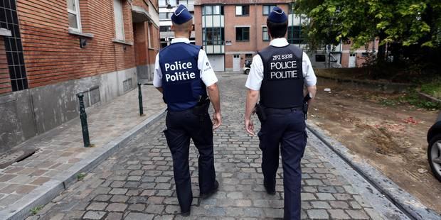 Bruxelles: la police tire des coups de feu lors d'une course-poursuite - La DH